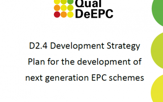 Development Strategy Plan (WP2)